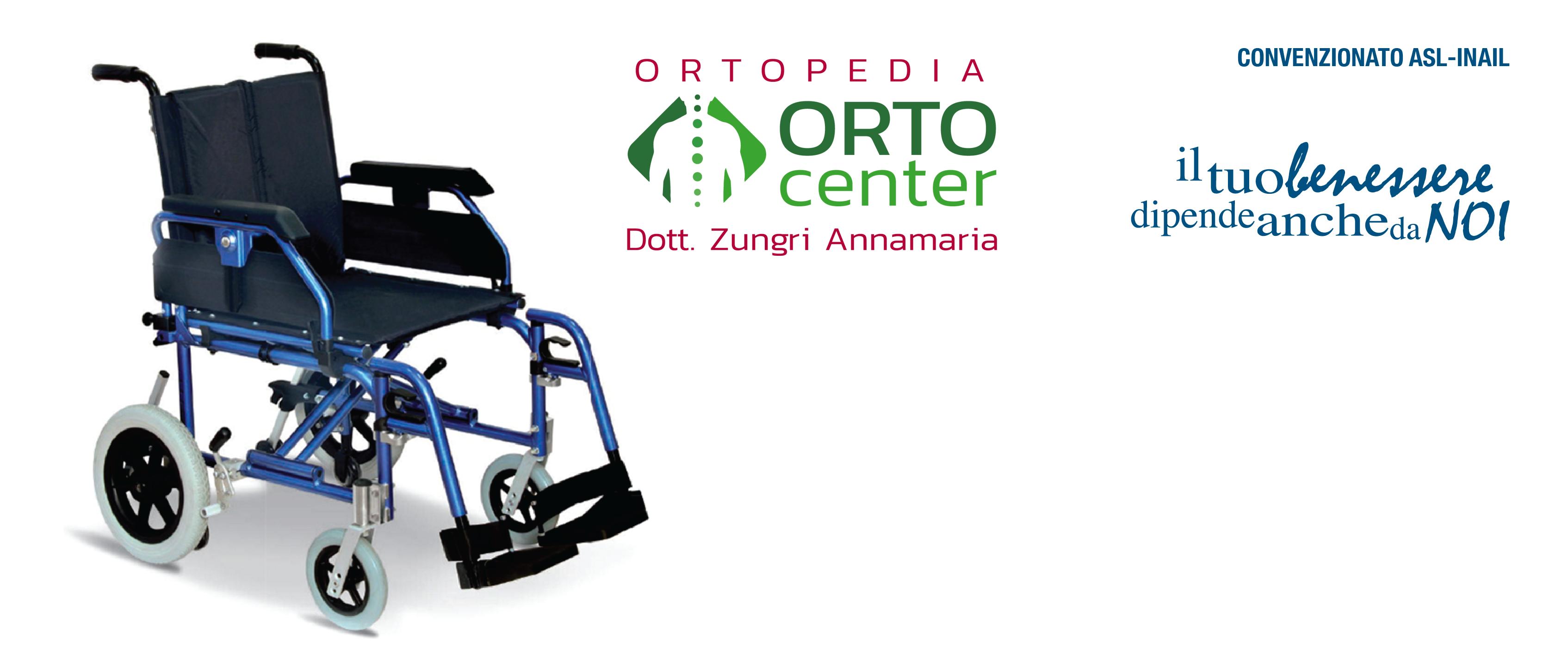 Ortocenter - Ortopedia Napoli - Noleggio Carrozzelle